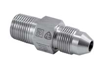 Autoclave Engineers Male / Male Adapter - Low Pressure to Low Pressure