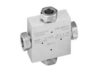 Autoclave Engineers Medium Pressure Cross Fitting - SF