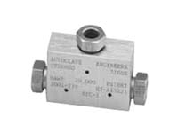 Autoclave Engineers Medium Pressure Tee Fitting - SF