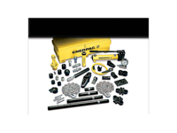 Enerpac MS2-10 Hydraulic Maintenance Tool Set 5 Ton With Attachments Series MS