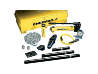 Enerpac MS2-20 Hydraulic Maintenance Tool Set 12.5 Ton With Attachments Series MS