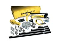Enerpac MSFP-10 Hydraulic Maintenance Tool Set 5 Ton With Attachments Series MS