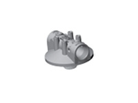 Racor FDW Fuel Dispensing Filter Head - PFFDH12500