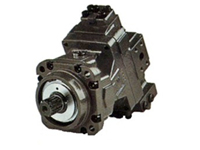 V12 Small Frame Variable Displacement Parker VOAC Bent-Axis Motor