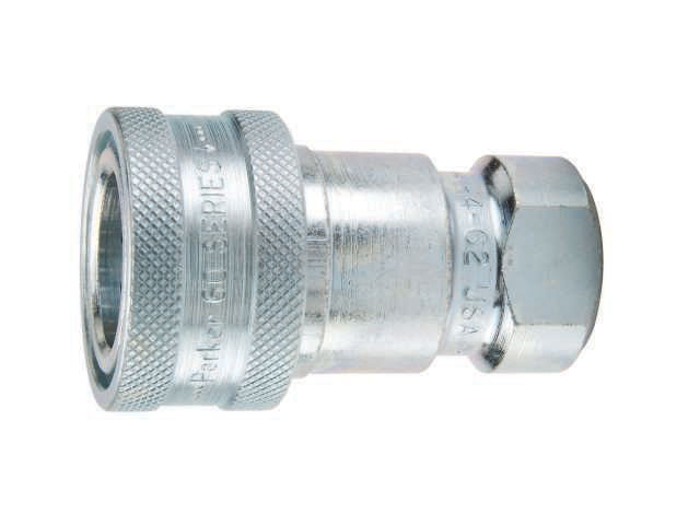 SSH8-62Y 60 Series Coupler - Female Pipe