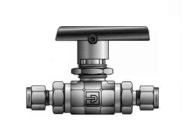 4Z-B6LJ2-V-SSP Ball Valve - Two-way - B
