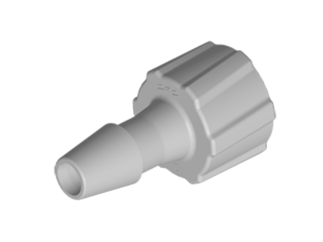 Male Luer to 10-32 Male,Plated Brass G511