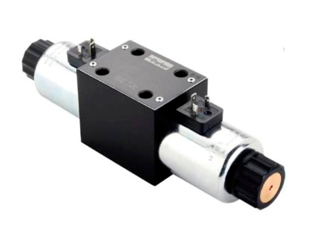 D3W4CNJC D3W Series - Double solenoid, 3 position, spring centered