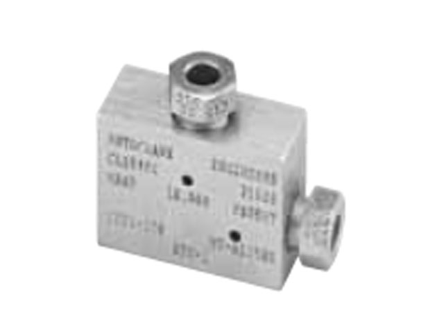 Autoclave Engineers Medium Pressure Elbow Fitting - SF