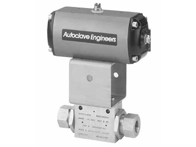 2B8-AOC Autoclave Engineers Pneumatic Operated Ball Valve Actuator - 2B8