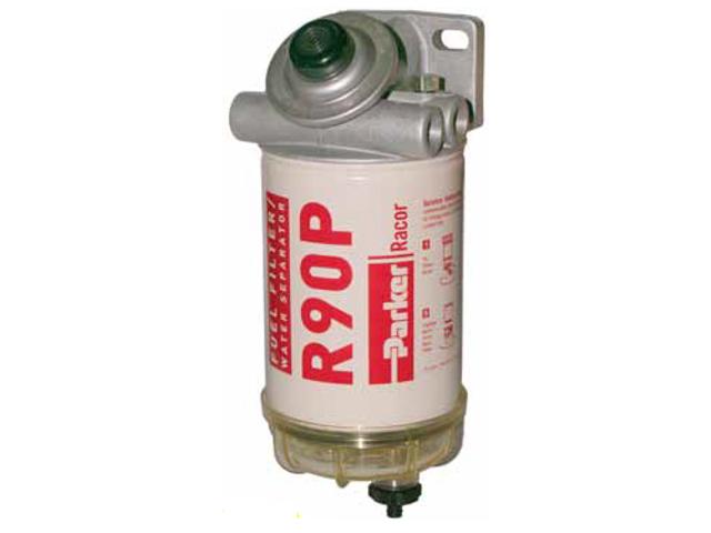 490r10 Racor Diesel Fuel Filter Water Separator 490r10