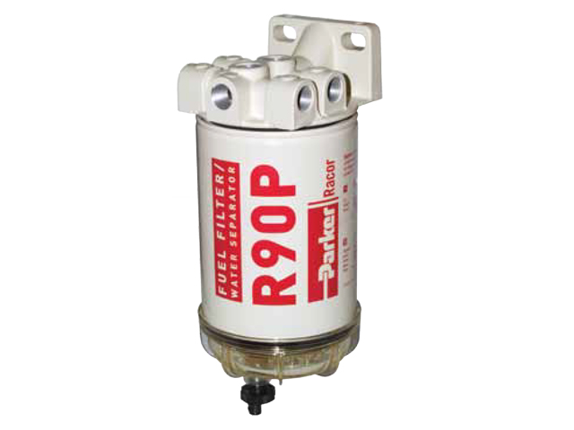Racor sel Fuel Filter/Water Separator - 690R30 on