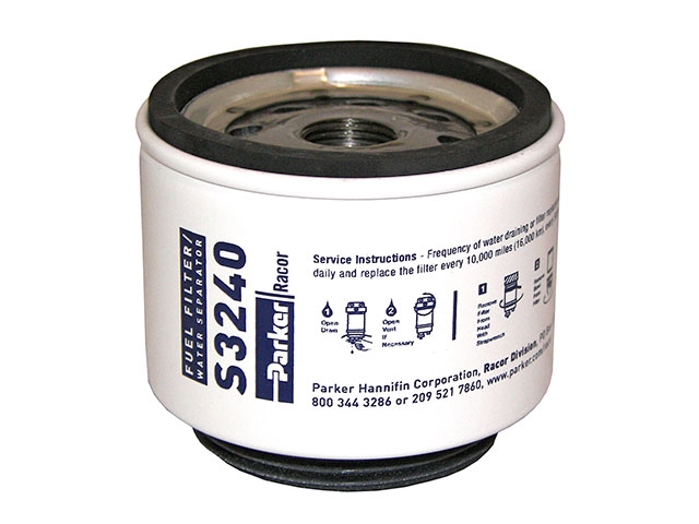 S3240 Racor Aquabloc® Gasoline Replacement Filter Element for Fuel Filter/Water Separator Spin-on Filter - S3240