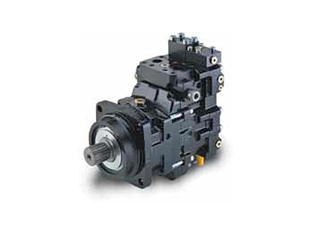 3787096 V14 Large Frame Variable Displacement Parker Voac Bent Axis Motor