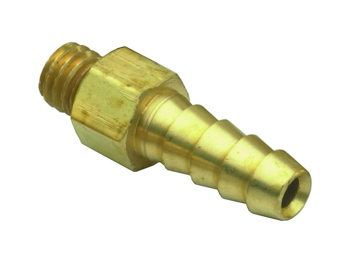 "11752-1-BLK Clippard 11752-1-BLK #10-32 to 1/8"" Hose Fitting"