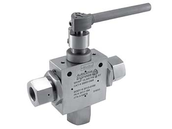 3B6S15P4 Autoclave Engineers 3-Way Ball Valve - 3B6