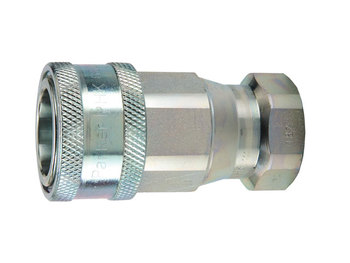 6601-4-4 6600 Series Coupler - Female Pipe