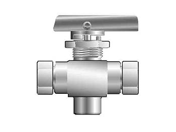 4F-HB4LPKR-EPR-SSP Ball Valve - Two-way - HB