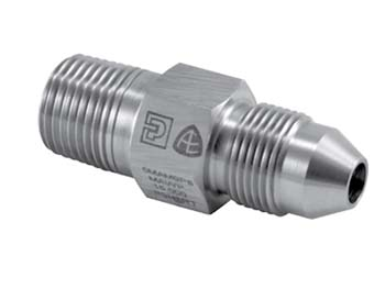 30MAH4RH12 Autoclave Engineers Male / Male Adapter - High Pressure to Reverse High Pressure