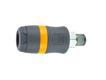 PER-251-4MP Tool-mate Series Coupler - Male Pipe