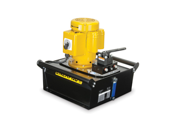 ZE3420MB Enerpac ZE3420MB Z-Class Electric Hydraulic Pump Two Speed 1.0 HP Series ZE