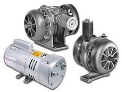 Gast compressors and vacuum pumps rg for Gast air motor distributors
