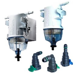 SNAPP Series Fuel Filter Water Separators