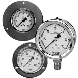 Industrial and Process Gauges