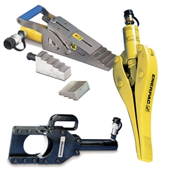 Mechanical and Hydraulic Industrial Tools