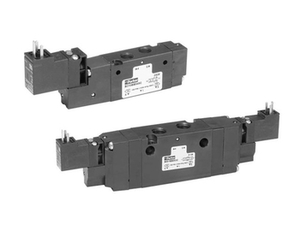 Solenoid Connector 30mm Square 3-Pin DIN 43650A ISO 4400